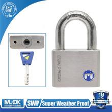 Taquilla impermeable MOK lock W11 / 50WF de acero inoxidable con llaves iguales | diferencia de clave | llave maestra