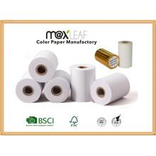 Rouleaux de papier thermique à bille 80 * 80mm (CRP-001)