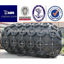 CCS/ABS certificate marine rubber yokohama foam filled rubber fender