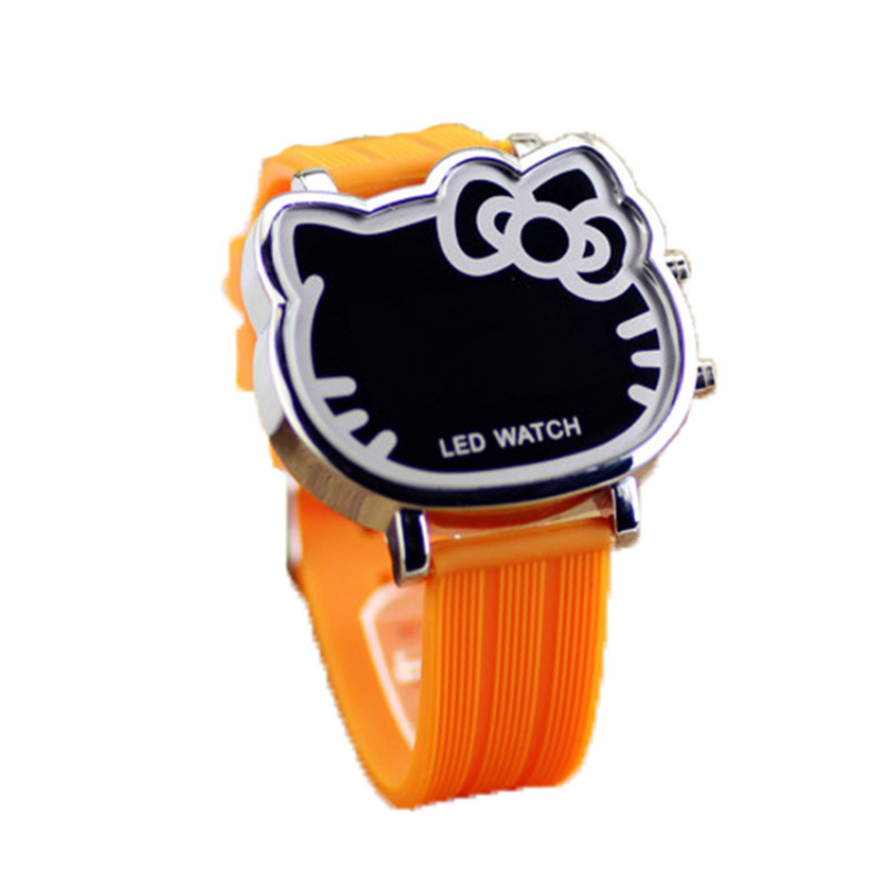 colorful led watch latest
