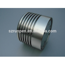 Disipador térmico de aluminio del bulbo de la protuberancia
