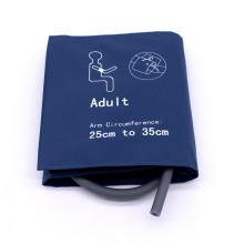 reusable blood pressure monitor BP NIBP cuff for sphygmomanometer
