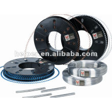 Aluminiumclip / Aluminiumdraht