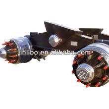 Bogie Axle Suspension Rigid Suspension Assembly