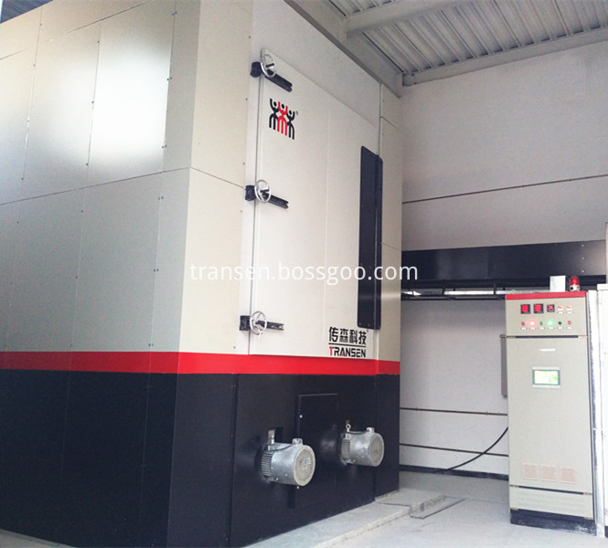 10KV boiler for Changgou school Beijing
