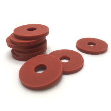 China Factory Custom Rubber Gasket NBR FKM Silicone EPDM PTFE Flat Rubber Washer Square O Ring