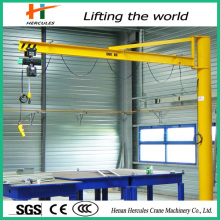 Competitive Rotary Luffing Jib Crane with Slewing Arm