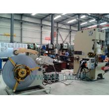 Alimentador automático de servos Ayuda a fabricar piezas de automóviles