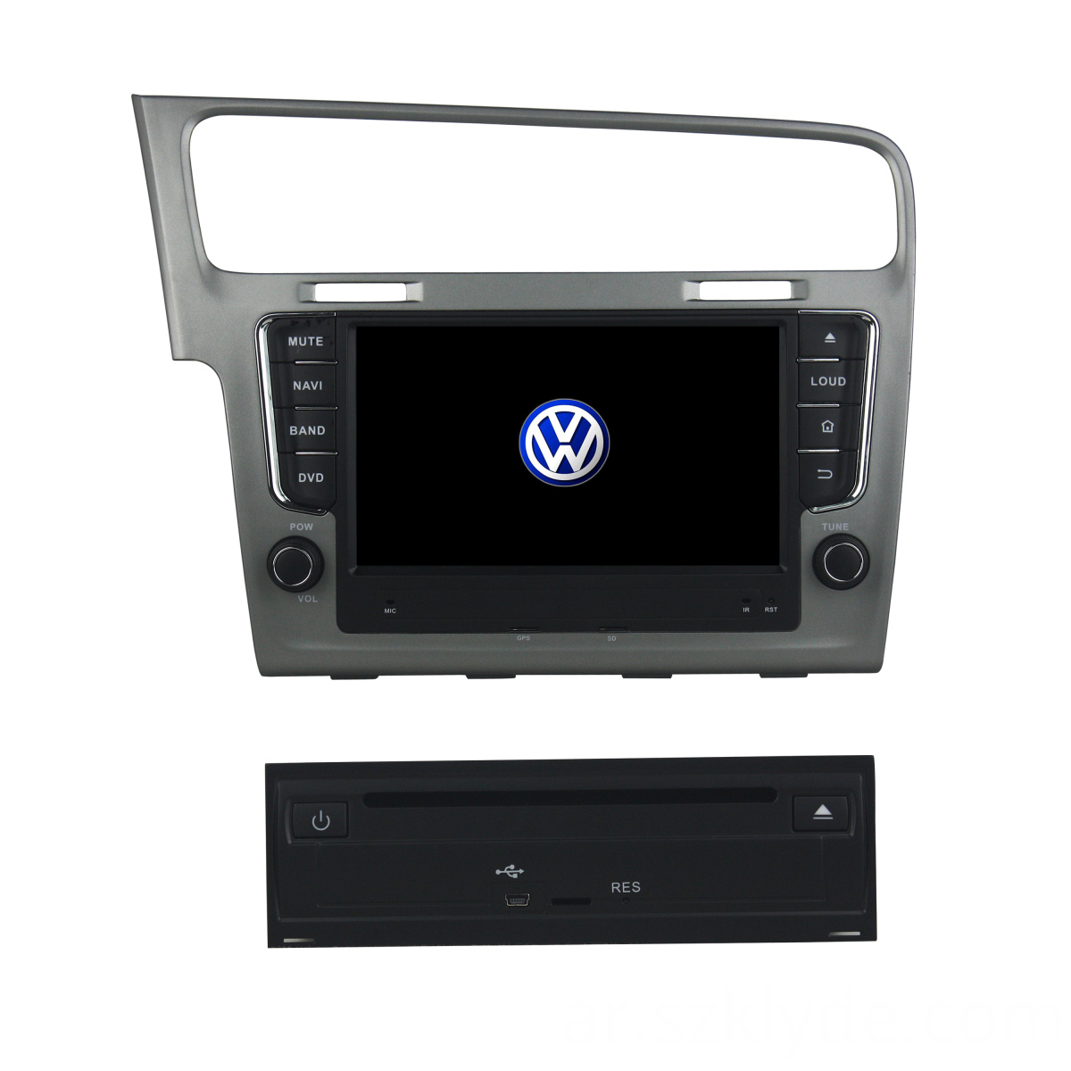 Car Navigation System for Golf 7