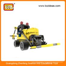 Best Price LOZ Plastic Truck Building Block Set