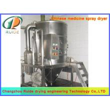Séchoir à pulvérisation à base de plantes médicinales chinoises de haute qualité ZLPG Series
