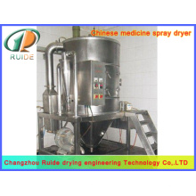 Alta qualidade ZLPG Series Chinese Herbal Medicine Extract Spray Dryer