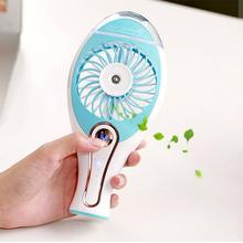 Handheld usb ac power mini fan voor bureau