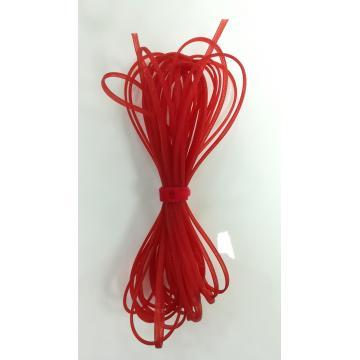 Gaine tressée pour câbles métalliques et tuyaux