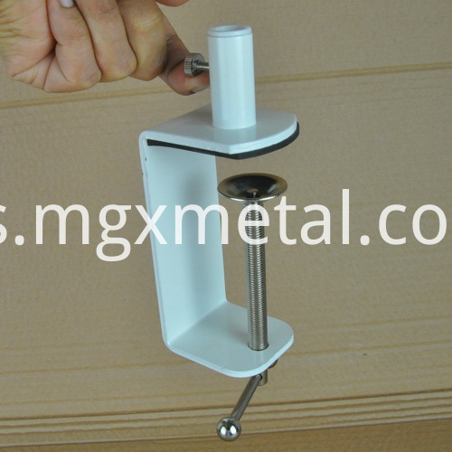 RTC0001 big size table clamp with pole holder