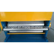 Máquina de la prensa del grabado del cuero de la sublimación