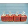 Pumpkin Candlestick Shape Ceramic Crafts (LOE2366-D7z)