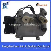 China fabricante MSC90C compressor 12v r134a para Mitsubishi Outlander