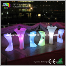 Pub LED Hocker und Tisch
