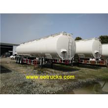 Aluminium Alloy 13000 Gallon Gasoline Tank Trailers