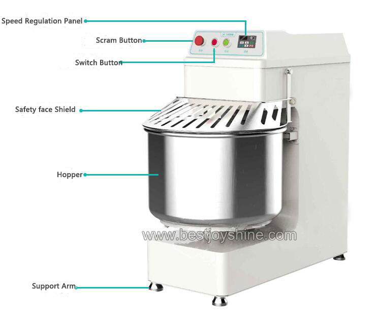 mix dough machine