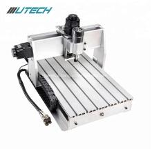 Mini máquina de corte de madeira CNC