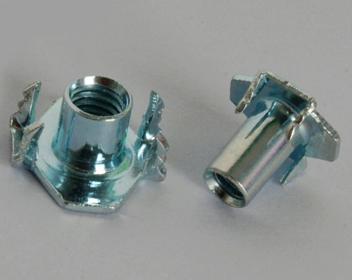Stainless stee Hopper Feed T Nuts