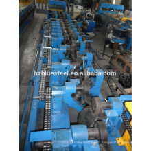 interchangable c and z purlin forming machine