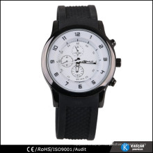 rubber band watch mens sports watches