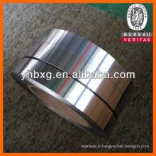 Laminé à froid de 304L acier aluminium