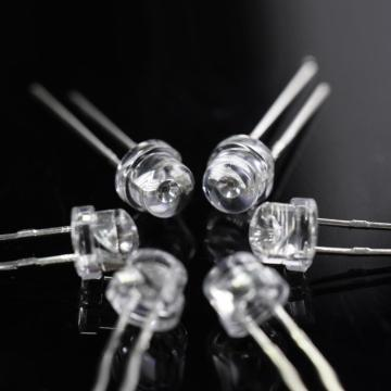 5mm gelbe LED 600nm 610nm Leuchtdiode