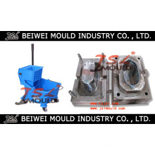 Injection Mould for Plastic Mop Bucket with Wringer