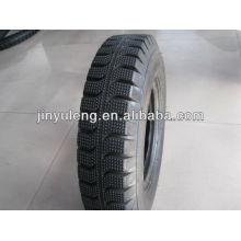 neumático de la motocicleta del triciclo 4.00-8