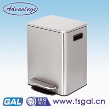 30L Square Step Garbage bin