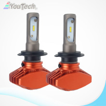 IP67 H4 Voiture Phare 50W Auto LED Ampoule
