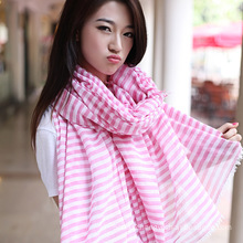 Cotton Scarf (12-BR010618-2.3)