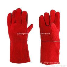 Welding Gloves/Working Gloves/Leather Gloves/Industry Gloves-28