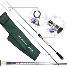 FUJI Guía Reel Seat Carbono Fibra Pesca Spinning Rod