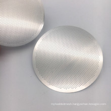 Ultra Fine Holes Aeropress Coffee Filters / Stainless Steel Disc Filter