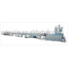 Máquina de la pipa del drenaje PP 3-capa de agua