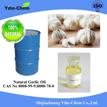 ISO Standard Garlic Extract Aceite de ajo natural