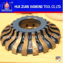 Electroplated Wheel Diamond Profiling Wheel for Sale