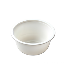 Biodegradable Disposable Cornstarch Corn Starch Food Packaging Food Container Box Eco-friendly  corn starch Bowl with lid