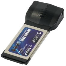 USB3.0 e USB 2.0 ExpressCard 34mm para laptop