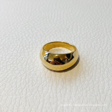 Custom Wholesale Fashion Gold Jewelry 18k Gold Plated Stainless Steel Jewelry