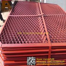 High Quality Powder Coated Aluminium Expanded Panel