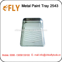 Metal Paint Tray painting roller brush
