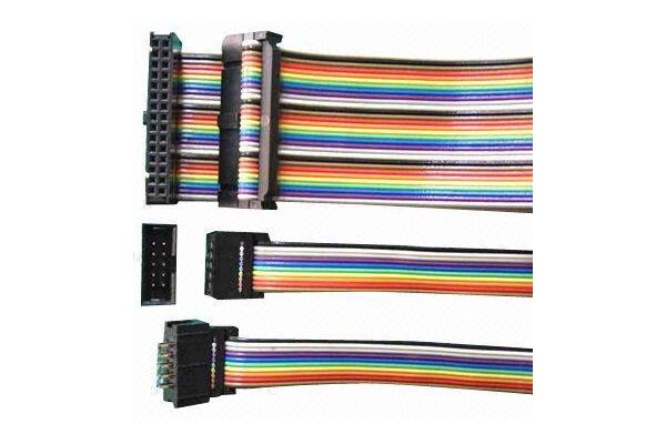 Rainbow Flat Cable