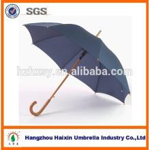 Personalizado impressão de madeira Dandle guarda-chuva