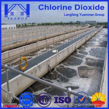Comprimés purificateurs d'eau écologiques pour l'installation de traitement de l'eau